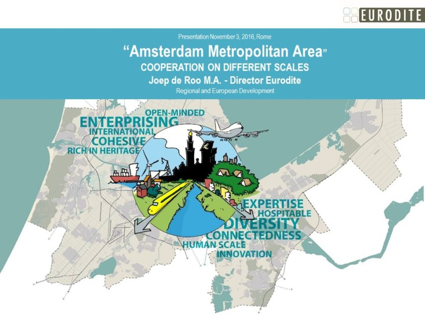 Presentation Rome Metropoloitan area Eurodite